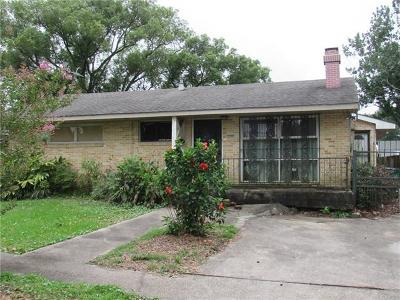 Single Family Home For Sale: 6424 Cummins Street