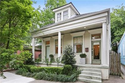 Single Family Home For Sale: 921 Peniston Street