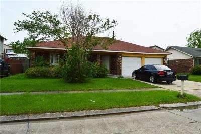Harvey Single Family Home For Sale: 2142 Spanish Oaks Drive