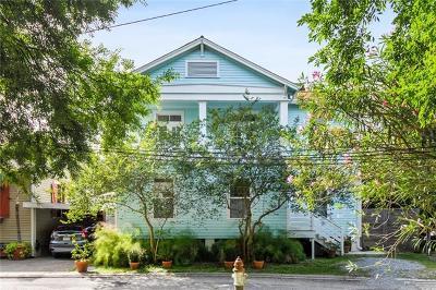 New Orleans Single Family Home For Sale: 100 H St. John Court