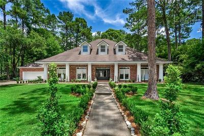 Mandeville LA Single Family Home For Sale: $700,000