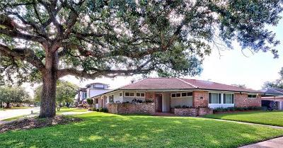 Single Family Home For Sale: 6325 St. Bernard Avenue