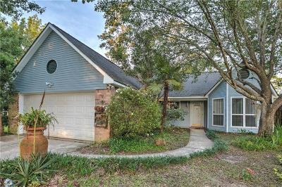 Single Family Home For Sale: 224 Woodridge Boulevard