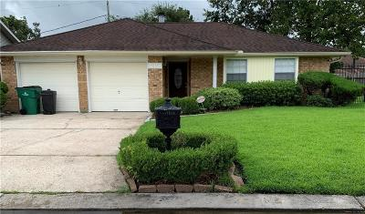 Westwego Single Family Home For Sale: 1237 Kingswood Drive