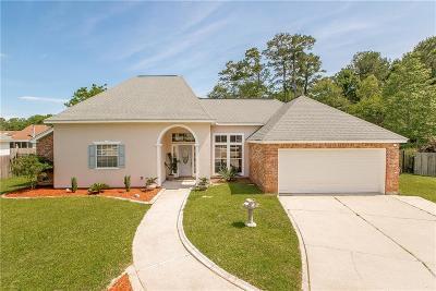 Single Family Home For Sale: 2121 Ridge Court