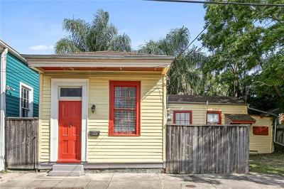 New Orleans Single Family Home For Sale: 3245 Constance Street