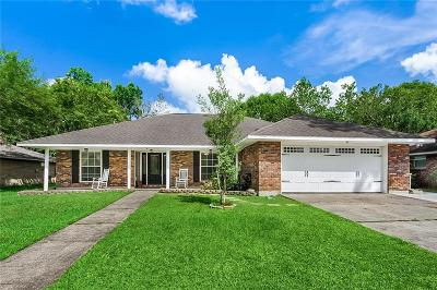 Slidell Single Family Home For Sale: 127 Kingston Drive