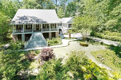 Covington Single Family Home For Sale: 71445 S River Drive
