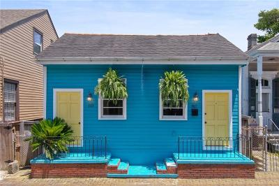 New Orleans Single Family Home For Sale: 817 Clouet Street