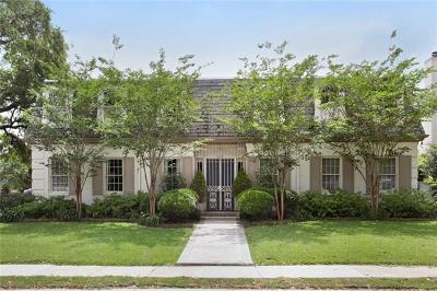 Single Family Home For Sale: 6300 Paris Avenue