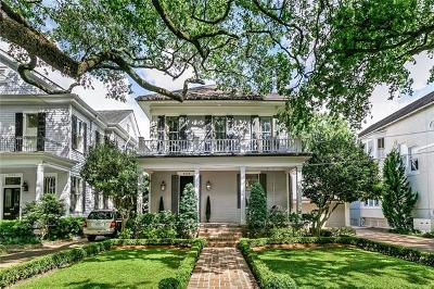 Single Family Home For Sale: 2125 State Street