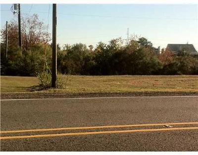 Slidell Residential Lots & Land For Sale: Pontchartrain Drive