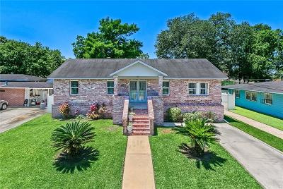 New Orleans Single Family Home For Sale: 4564 Piety Drive