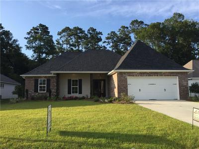 Covington Single Family Home For Sale: 412 Cottonwood Creek Lane