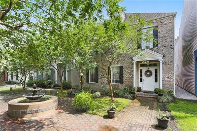 Kenner Single Family Home For Sale: 102 W Esplanade Avenue