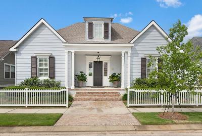 Covington Single Family Home For Sale: 953 Beauregard Parkway