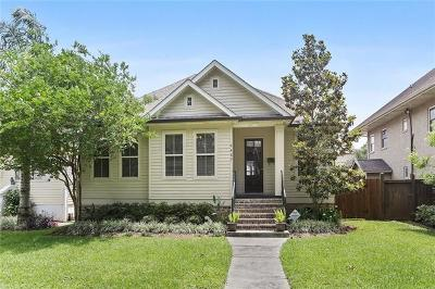 New Orleans Single Family Home For Sale: 6457 General Diaz Street