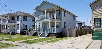New Orleans Multi Family Home For Sale: 3426-3428 Livingston Street
