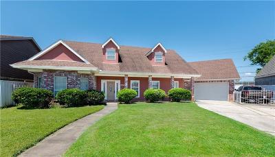 Mereaux, Meraux Single Family Home For Sale: 2700 Bradbury Drive