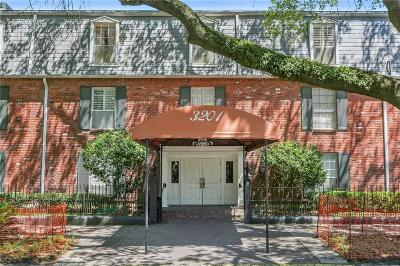 New Orleans Multi Family Home For Sale: 3201 St Charles Avenue #108