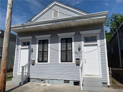 New Orleans Multi Family Home For Sale: 1809 Allen Street