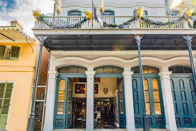 New Orleans Multi Family Home For Sale: 1110 Royal Street #2