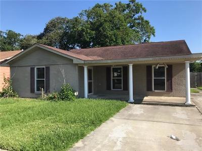 Single Family Home For Sale: 2500 Oklahoma Drive