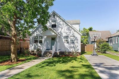 Metairie Single Family Home For Sale: 822 Kent Avenue