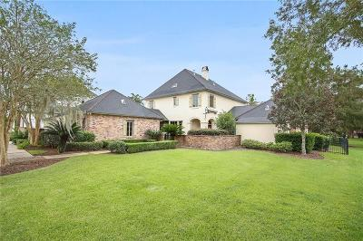 New Orleans Single Family Home For Sale: 212 Forest Oaks Drive