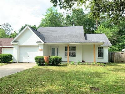 Slidell Single Family Home For Sale: 2417 Mallard Street