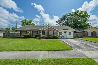 Slidell Single Family Home For Sale: 207 North Boulevard