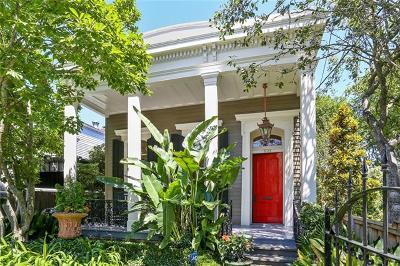 New Orleans Single Family Home For Sale: 3311 Coliseum Street