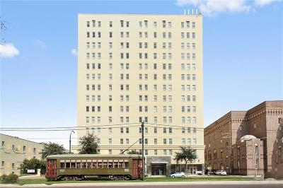 New Orleans Multi Family Home For Sale: 1205 St Charles Avenue #812