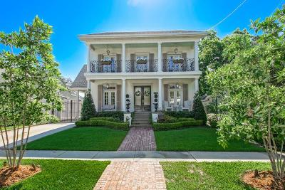 Metairie Single Family Home For Sale: 407 Athania Parkway