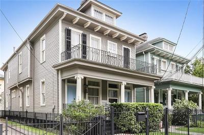 New Orleans Multi Family Home For Sale: 1705 Valmont Street #1705