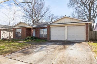 Single Family Home For Sale: 1017 E Kingsway Drive