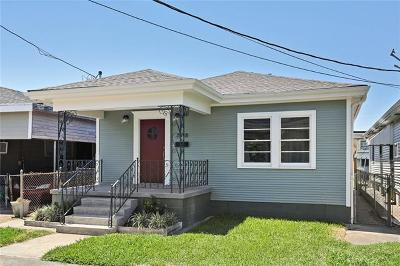 New Orleans Single Family Home For Sale: 1418 Clouet Street