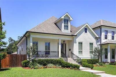 New Orleans Single Family Home For Sale: 6924 Louis Xiv Street