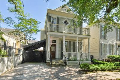 New Orleans Single Family Home For Sale: 3612 Camp Street