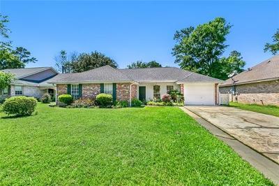 Single Family Home For Sale: 2274 Rue Pickney Street