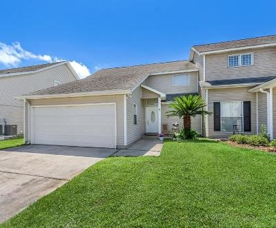 Slidell Townhouse For Sale: 1415 Marina Drive