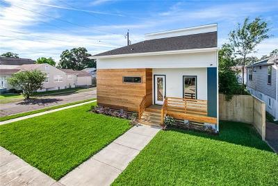 New Orleans Single Family Home For Sale: 2470 Athis Street