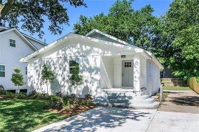 Metairie Single Family Home For Sale: 1018 Alta Street