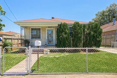 Harvey Single Family Home For Sale: 817 3rd Avenue