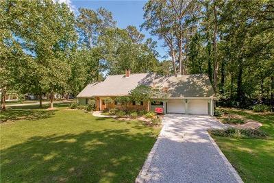 Single Family Home For Sale: 500 Garden Avenue