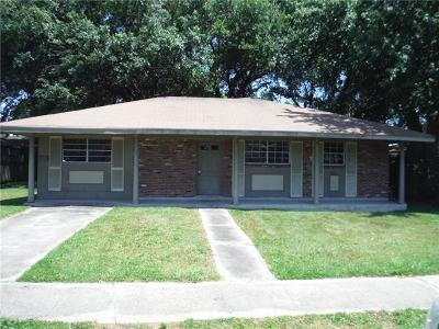 Single Family Home For Sale: 1955 Daniels Road