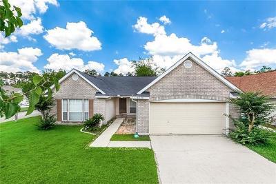 Slidell Single Family Home For Sale: 6500 Lauren Drive