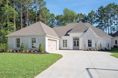 Madisonville Single Family Home For Sale: 1240 Sweet Clover Way