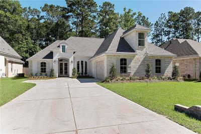 Madisonville Single Family Home For Sale: 1028 Spring Haven Lane