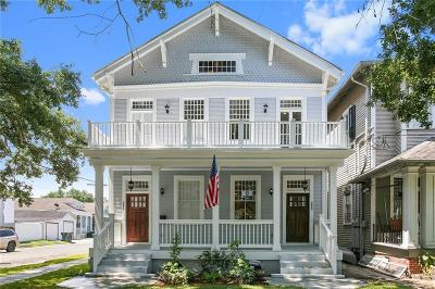 Jefferson Parish, Orleans Parish Multi Family Home For Sale: 3500-02 Banks Street